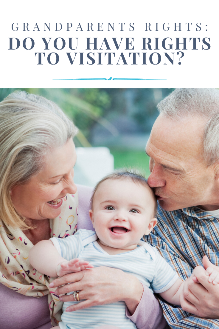 Grandparents Rights: Do You Have Rights to Visitation?
