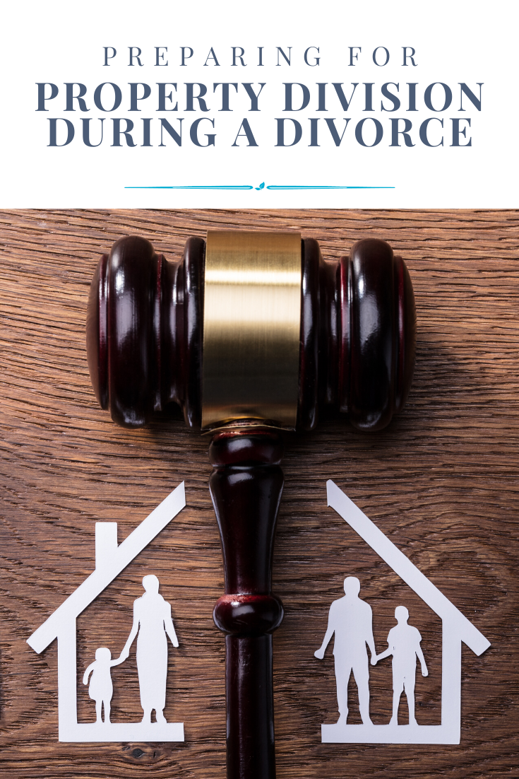 How to divide Property when Divorcing